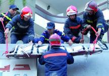 Décès d'un ressortissant français : Chute mortelle au quartier Belvédère