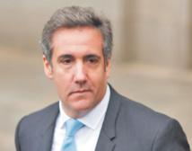"""L'avocat Michael Cohen, le """"pitbull"""" de Trump"""