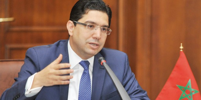 Nasser Bourita : Le discours de l'Algérie sur la question du Sahara marocain a un côté autiste et obtus