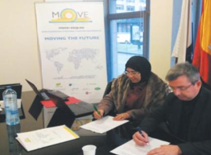 Convention de partenariat entre le Souss-Massa et les Iles Canaries dans le domaine de la logistique
