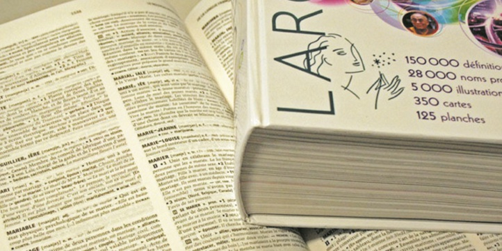 Les dictionnaires français présentent leurs mots nouveaux