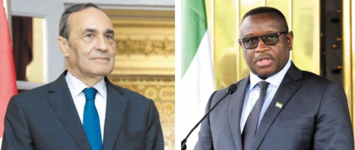 Julius Maada Bio souligne la profondeur des relations d'amitié et de coopération liant Rabat et Freetown