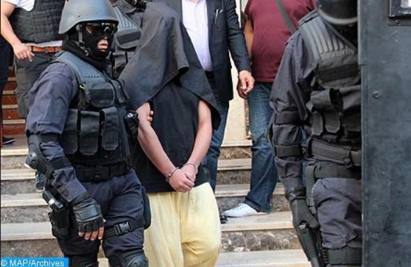 Arrestation de quatre individus liés à Daech qui s'activaient à Fès, Casablanca, Kénitra et Midar