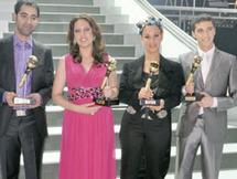 Les lauréats de Studio 2M sur scène à Sidi Bernoussi