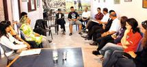 Le bureau national de la Chabiba prend attache avec les jeunes de Salé
