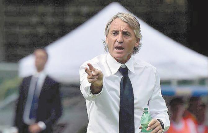 Roberto Mancini pour tout reconstruire à la Nazionale
