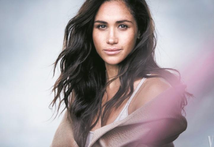 Meghan Markle, l'actrice américaine qui va jouer son plus grand rôle