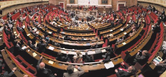 La candidature du Maroc 2026 exposée devant l'Assemblée nationale française