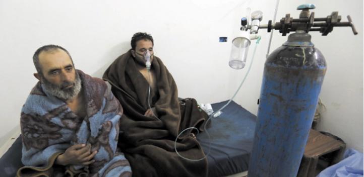 L'OIAC confirme l'utilisation de chlore dans une attaque en Syrie en février