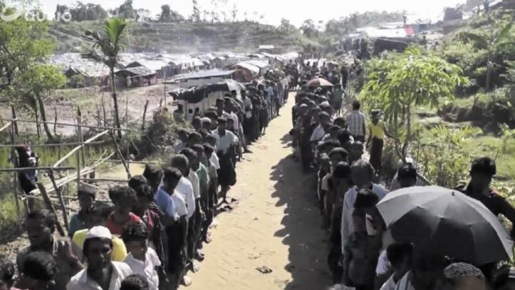 Au Bangladesh, rude Ramadan en vue dans les camps rohingyas