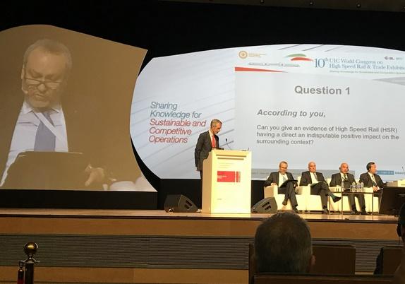 Le Maroc abritera le 12ème Congrès mondial de la Grande vitesse en 2021