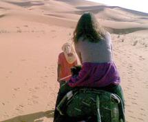 Merzouga : L'été des bains de sable