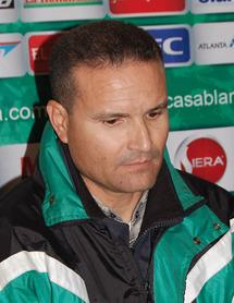 Entretien avec Youssef Lamrini, coach de l'OCK