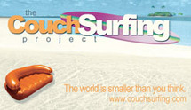 Couchsurfing, une communauté pour visiter le monde à petits prix