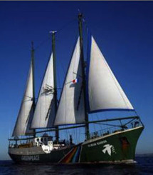 Greenpeace lance la construction de son nouveau Rainbow Warrior