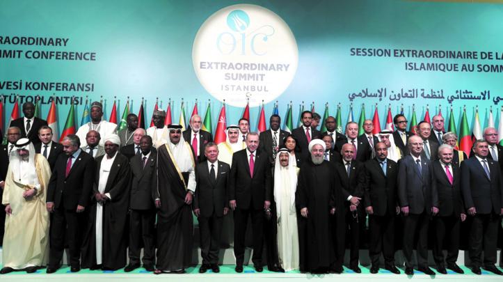 Le sommet de l'OCI à Istanbul condamne à l'unanimité les actions criminelles des forces sionistes à Gaza
