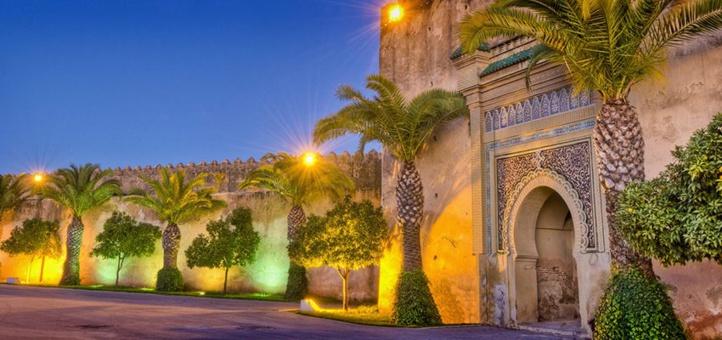 Meknès enregistre une hausse des nuitées touristiques à fin mars