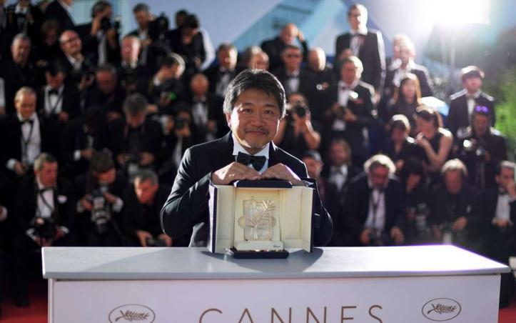Palme d'or à Kore-Eda et palme de la colère à Asia Argento, accusatrice  de Weinstein