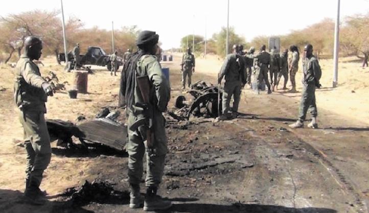 Au moins douze morts au Mali à Boulikessi, près du Burkina Faso