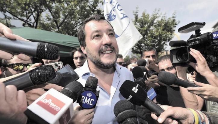 Les populistes italiens tombent d'accord sur la composition du nouveau gouvernement