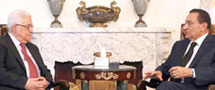 Abbas et Netanyahu au Caire