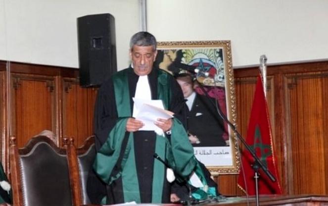 Najim Bensami nouveau procureur général du Roi près la Cour d'appel de Casablanca