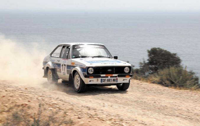 9ème édition du Maroc Historic Rally