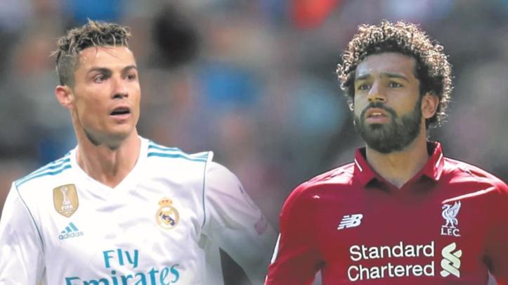 Ronaldo vs Salah : Duel au sommet pour le Ballon d'Or ?