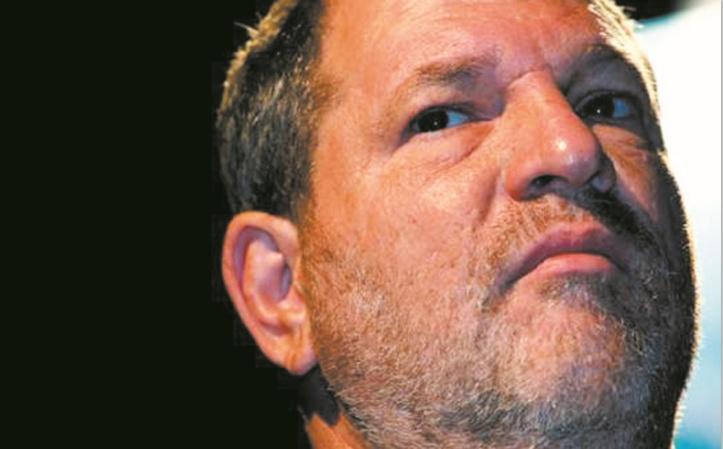 Harvey Weinstein, producteur déchu désormais symbole du prédateur sexuel