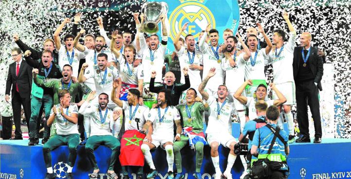 Zidane : Ce que nous avons fait, personne  ne l'a fait