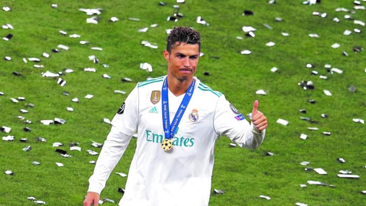 Cristiano Ronaldo lâche sa petite bombe