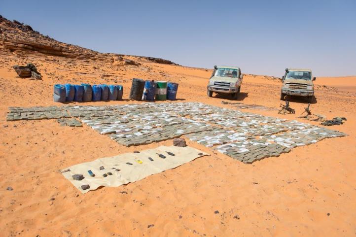 Le Polisario impliqué dans le crime transfrontalier.