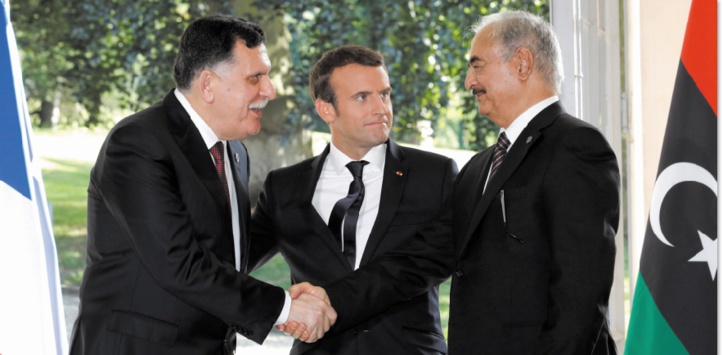 Un sommet à Paris pour sortir de la crise libyenne