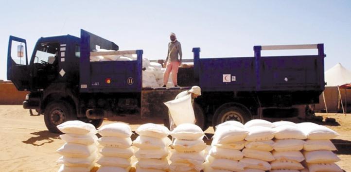 Les dirigeants du Polisario persistent dans leur détournement des aides humanitaires