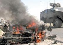 Explosion meurtrière dans le sud-ouest de l'Afghanistan