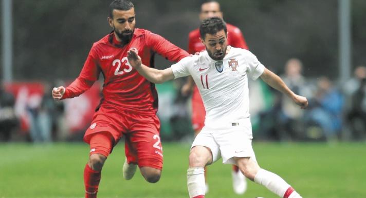 Ceci intéresse l'EN : Le Portugal accroché, l'Iran défait