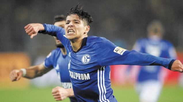 "Harit élu ""rookie"" de l'année en Bundesliga"
