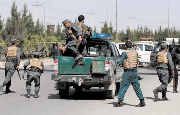 Attaque des talibans contre le ministère de l'Intérieur afghan