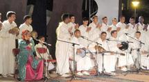 Arts traditionnels et populaires : Succès du Festival Idernane des jeunes