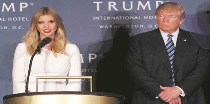 La Chine déroule le tapis rouge aux marques déposées d'Ivanka Trump