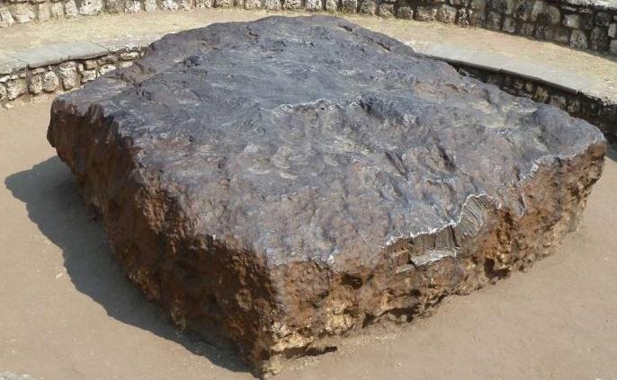 Le Maroc riche en météorites