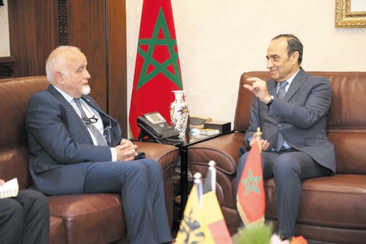 Jan Pneumans appelle à l'organisation de rencontres sur l'approche sécuritaire marocaine