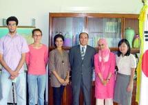 Au titre de l'année 2010 : Six étudiants marocains bénéficient de bourses coréennes