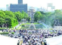 Pour la première fois de l'histoire : Les Etats-Unis assistent aux cérémonies de Hiroshima