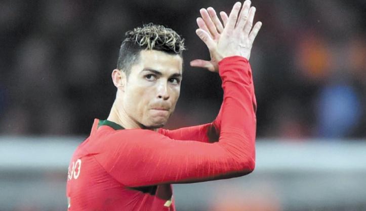 Cristiano Ronaldo rejoint discrètement sa sélection