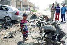 Irak : Série d'attentats meurtriers