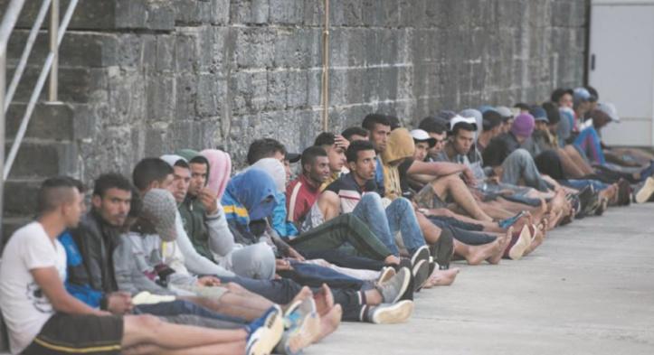 Les conditions d'accueil des migrants marocains en période de crise