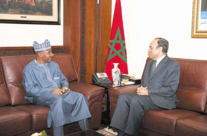 Habib El Malki : Le Maroc soutient les efforts du Nigeria en matière de lutte contre le terrorisme