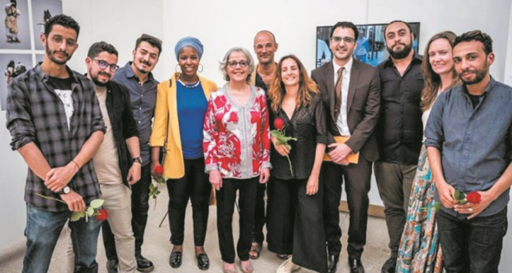 Exposition collective de huit artistes marocains au Musée Rudolph Tegners au Danemark