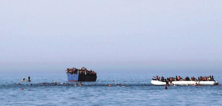 46 migrants morts dans un  naufrage dans le Golfe d'Aden